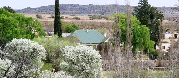 WOLWEFONTEIN LODGE
